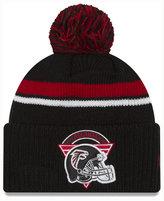 New Era Atlanta Falcons Diamond Stacker Knit Hat