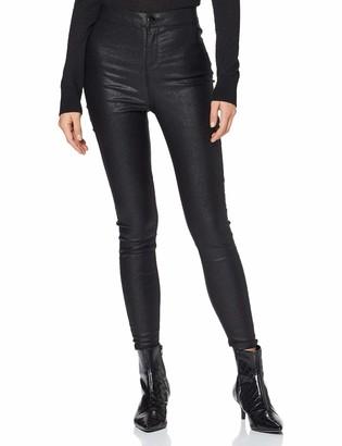 Dorothy Perkins Women's Short Length Glitter Lyla Skinny Jeans