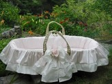 The Well Appointed House Lulla Smith Roses Moses Basket