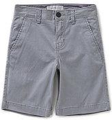 Calvin Klein Big Boys 8-20 Motion Flat-Front Stretch Twill Shorts