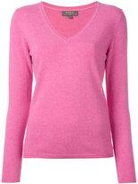 N.Peal fine-knit sweater