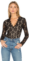 WAYF Levy Lace Bodysuit