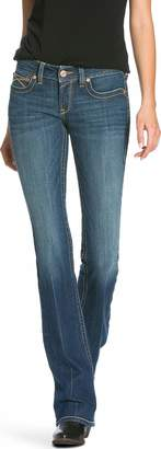 Ariat Women's R.E.A.L Low Rise BootcutJean