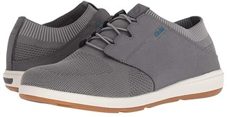 OluKai Makia Ulana Kai (Poi/Charcoal) Men's Shoes