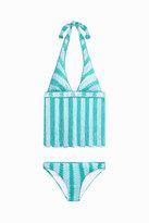 Missoni Fringed Lam Knit Bikini