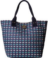 Tommy Hilfiger Ali - Printed Canvas Shopper