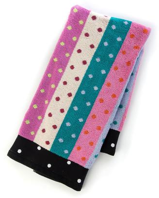 Mackenzie Childs MacKenzie-Childs Ribbon & Dot Hand Towel