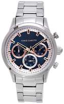 Vince Camuto Triple-subdial Link Watch