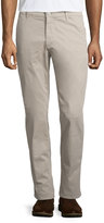 AG Jeans The Lux Tailored Straight-Leg Trousers, Dune Dust