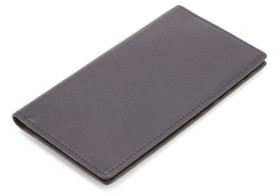 Royce Leather Royce New York Rfid Blocking Checkbook Wallet