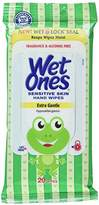 Wet Ones Sensitive Skin Hand Wipes with Infant Graphics