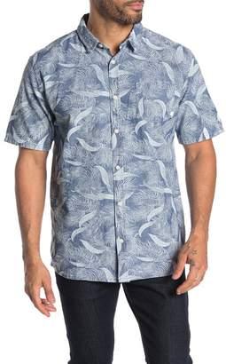 Quiksilver Regular Fit Mountain Ash Short Sleeve Shirt