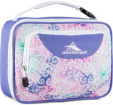 High Sierra Single Compartment Lunch Bag in Delicate Lace