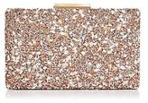 Aqua Kalliope Beaded Clutch - 100% Exclusive