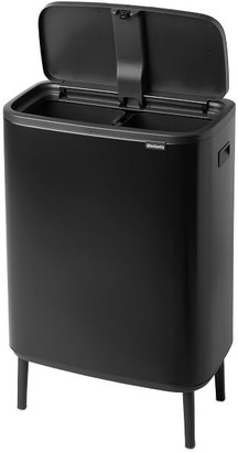 Pottery Barn Brabantia Bo Touch Trash Can - Large