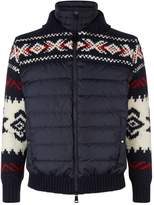 Ralph Lauren Down Knit Hybrid Jacket