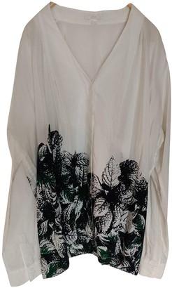 Cos Multicolour Cotton Top for Women