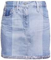 AG Jeans SANDY Denim skirt blue denim