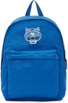 Kenzo Blue Tiger Backpack