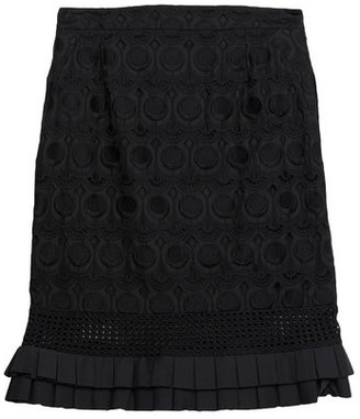 Capucci Knee length skirt