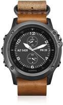 Garmin Fenix 3 Sapphire Leather Watch
