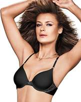Maidenform Women's 's One Fab Fit Extra Coverage Embellished Underwire
