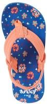 Reef Toddler Girl's 'Little Ahi' Thong Sandal