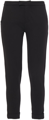 Joie Cropped Ponte Slim-leg Pants