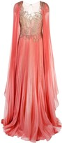 Marchesa embellished gown