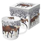 PPD Winter Horse Mug