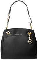MICHAEL Michael Kors Medium Jet Set Legacy Leather Tote