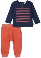 Splendid Baby Boy Knit Jogger Set