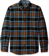 Woolrich Men's Trout Run Flannel Shirt