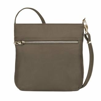 Travelon Women's Anti-Theft Tailored N/s Slim Bag
