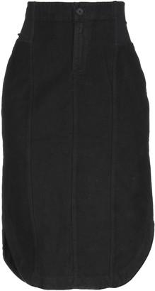 European Culture Knee length skirts - Item 35415871QF