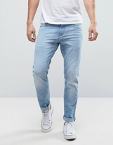 Hilfiger Denim Sidney Slim Stretch Jeans In Light Blue