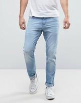 Tommy Hilfiger Sidney Slim Stretch Jeans In Light Blue