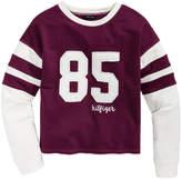 Tommy Hilfiger Pullover Sweatshirt, Big Girls