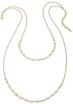 Heather Hawkins Stella Draped Freshwater Pearl Necklace