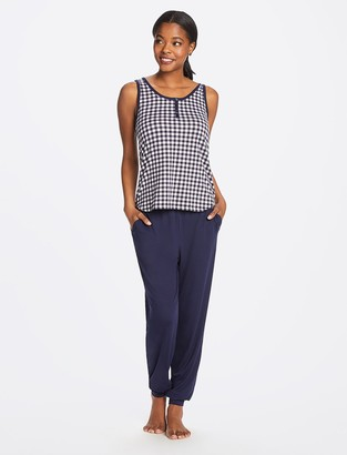Draper James Tank and Jogger PJ Set
