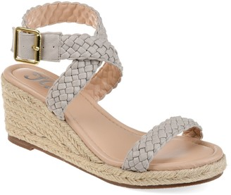 Journee Collection Evolet Women's Wedge Sandals