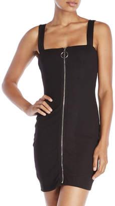 Dance & Marvel Front Zip Dress