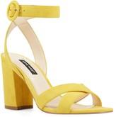 Nine West Block Heel Dress Sandals - Nikki