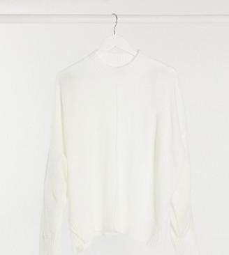 M Lounge Curve ultimate relaxed jumper with high neck