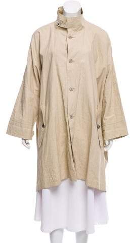 eskandar Oversize Trench Coat