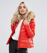 Vero Moda Petite Hooded Jacket