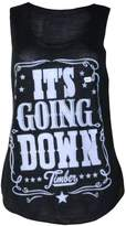 VIP Womens Sleeveless Its Going Down Vest Top (MTC) (4/6 (uk 8/10), )