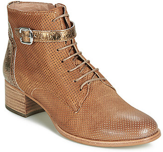 Muratti DESPINA women's Mid Boots in Brown