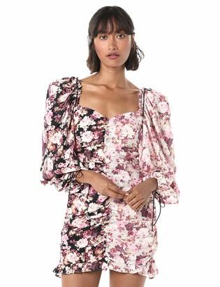 For Love & Lemons Women's Houston Mini Dress