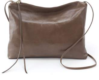 Hobo Ziggy Leather Crossbody Bag